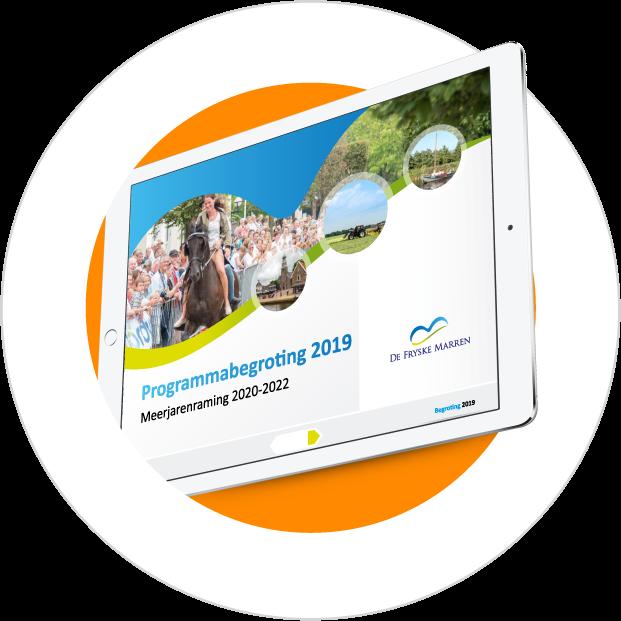 iPad docs De Fryske Marren